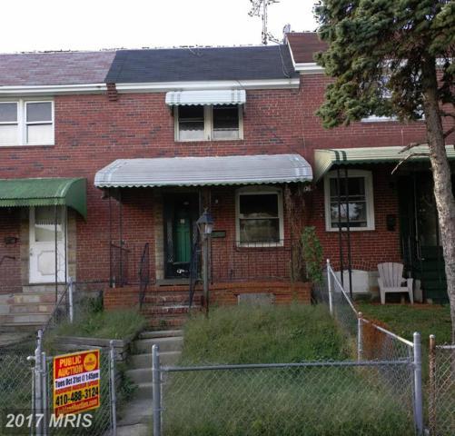 3734 10TH Street, Baltimore, MD 21225 (#BA10084329) :: LoCoMusings