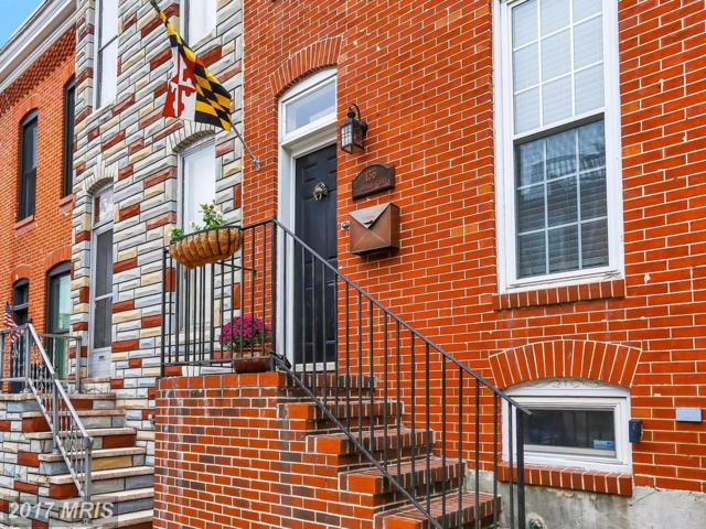 136 E. Clement Street, Baltimore, MD 21230 (#BA10084354) :: The Sebeck Team of RE/MAX Preferred