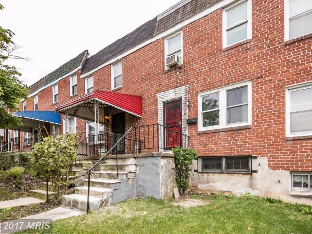 4016 Rexmere Road, Baltimore, MD 21218 (#BA10084429) :: LoCoMusings