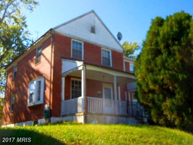 1635 Ramblewood Road, Baltimore, MD 21239 (#BA10084565) :: The Bob & Ronna Group