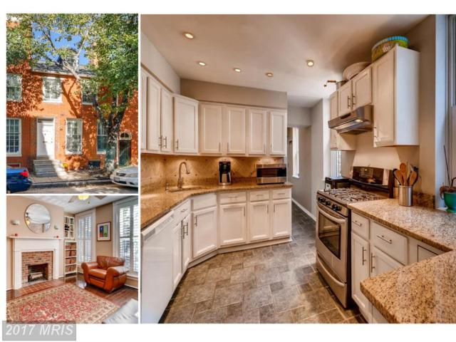 646 Washington Boulevard, Baltimore, MD 21230 (#BA10084718) :: The Sebeck Team of RE/MAX Preferred