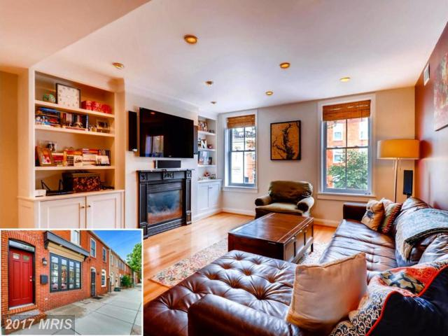 2215 Essex Street, Baltimore, MD 21231 (#BA10085104) :: The Sebeck Team of RE/MAX Preferred