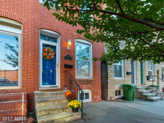 829 Montford Avenue S, Baltimore, MD 21224 (#BA10085438) :: Network Realty Group