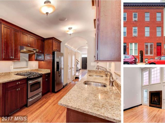 427 Eden Street, Baltimore, MD 21231 (#BA10086014) :: The Sebeck Team of RE/MAX Preferred