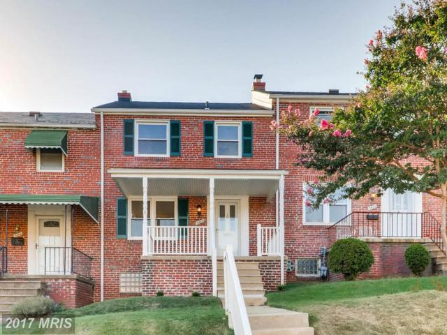 3804 Rexmere Road, Baltimore, MD 21218 (#BA10086146) :: Pearson Smith Realty