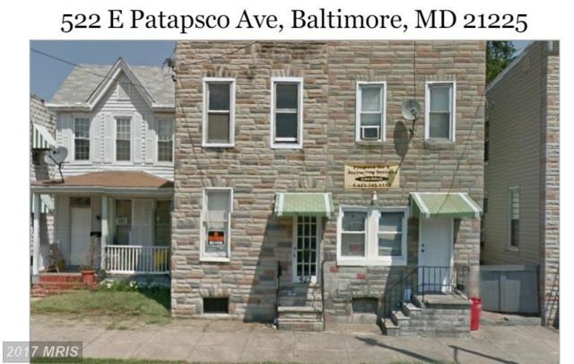 3917 Pascal Avenue, Baltimore City, MD 21226 (#BA10086337) :: LoCoMusings