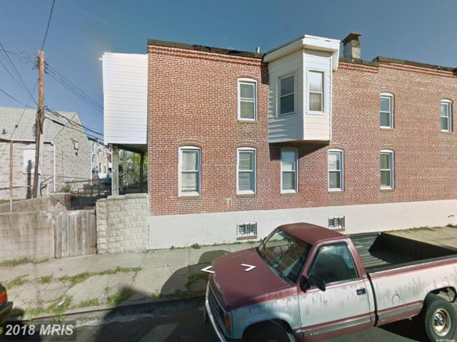 2924 Fayette Street, Baltimore, MD 21224 (#BA10086705) :: Pearson Smith Realty