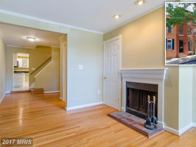1035 William Street, Baltimore, MD 21230 (#BA10086744) :: RE/MAX Advantage Realty