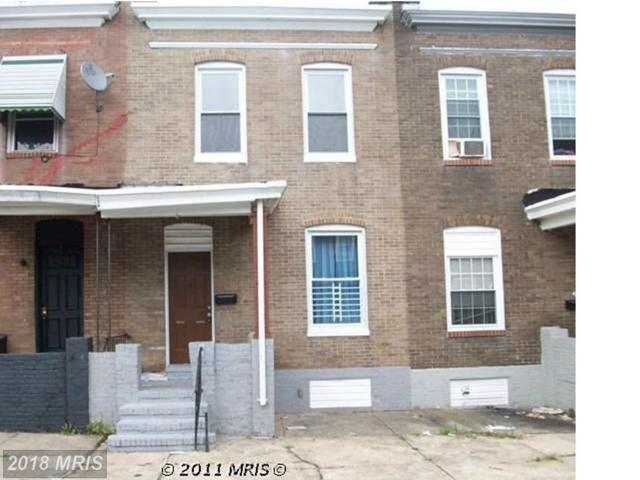 525 East Avenue, Baltimore, MD 21205 (#BA10086756) :: Pearson Smith Realty