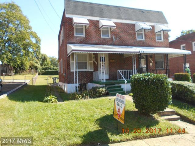 4911 Saint Georges Avenue, Baltimore, MD 21212 (#BA10087589) :: The Dailey Group