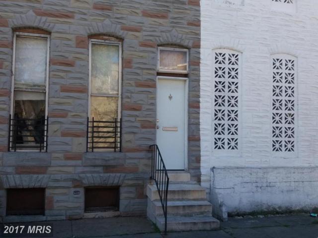 1805 Baker Street, Baltimore, MD 21217 (#BA10087773) :: LoCoMusings