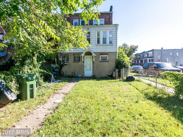 700 Whitmore Avenue, Baltimore, MD 21216 (#BA10088103) :: Pearson Smith Realty