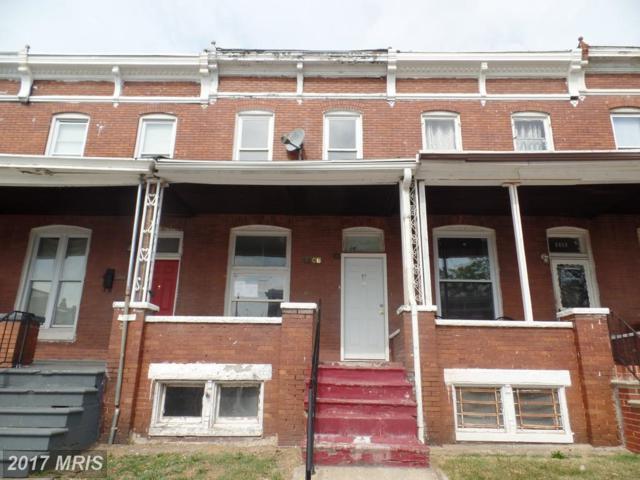1608 28TH Street E, Baltimore, MD 21218 (#BA10088206) :: LoCoMusings