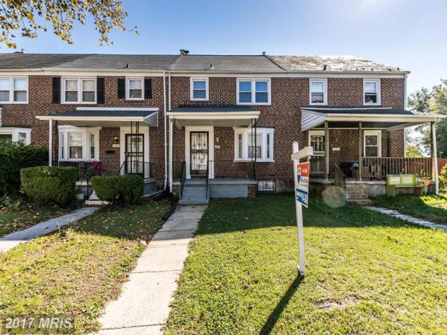 5503 Lothian Road, Baltimore, MD 21212 (#BA10088268) :: Pearson Smith Realty
