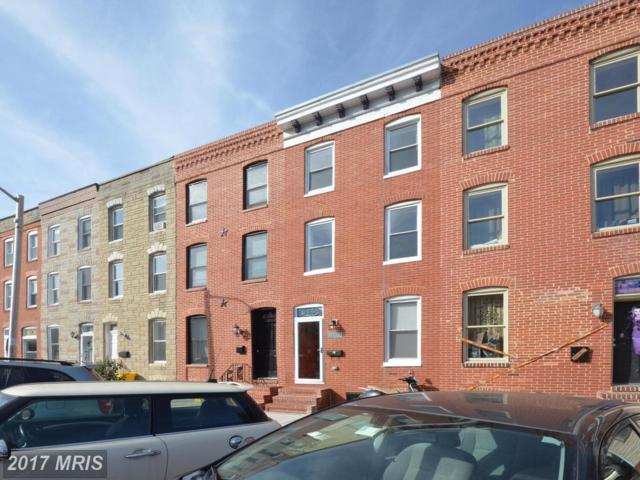 2040 Gough Street, Baltimore, MD 21231 (#BA10088380) :: LoCoMusings