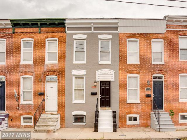 1420 Ward Street, Baltimore, MD 21230 (#BA10088549) :: Pearson Smith Realty