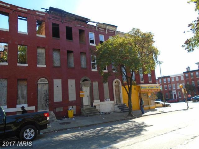 23 Fulton Avenue, Baltimore, MD 21223 (#BA10088651) :: Pearson Smith Realty