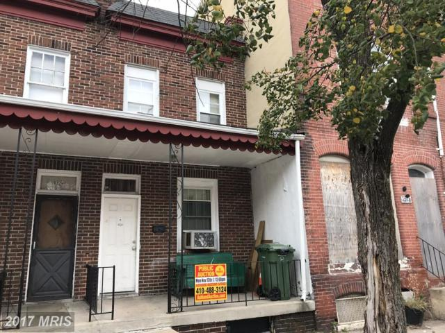 1326 Division Street, Baltimore, MD 21217 (#BA10090362) :: Pearson Smith Realty