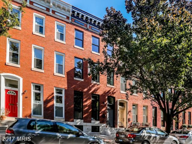17 Chester Street, Baltimore, MD 21231 (#BA10090529) :: SURE Sales Group