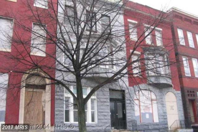 1612 Mcculloh Street, Baltimore, MD 21217 (#BA10090969) :: Pearson Smith Realty