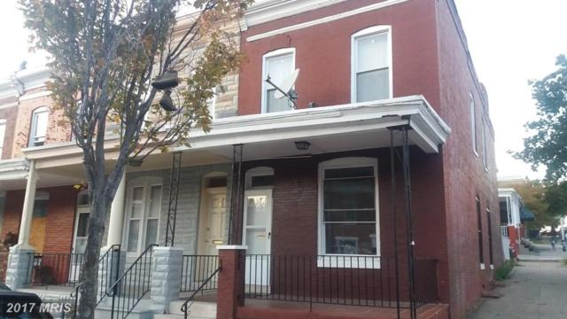 2148 Hollins Street, Baltimore, MD 21223 (#BA10092118) :: LoCoMusings