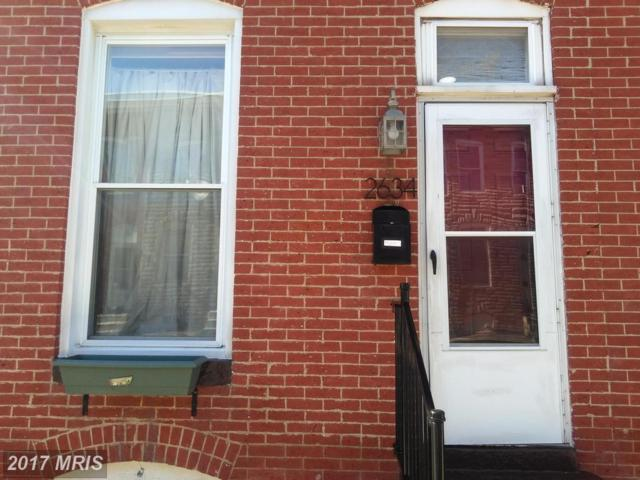 2634 Miles Avenue, Baltimore, MD 21211 (#BA10093219) :: Pearson Smith Realty
