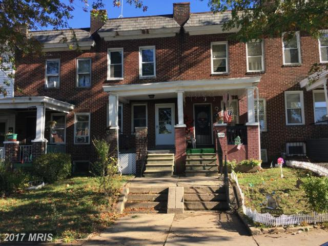 2453 Westport Street, Baltimore, MD 21230 (#BA10095457) :: Pearson Smith Realty