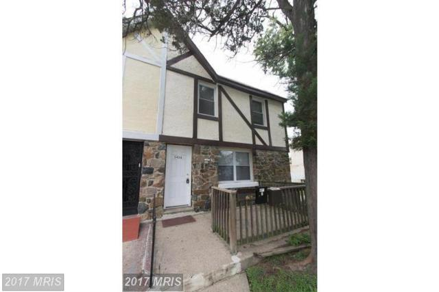 5426 Jonquil Avenue, Baltimore, MD 21215 (#BA10096233) :: Pearson Smith Realty