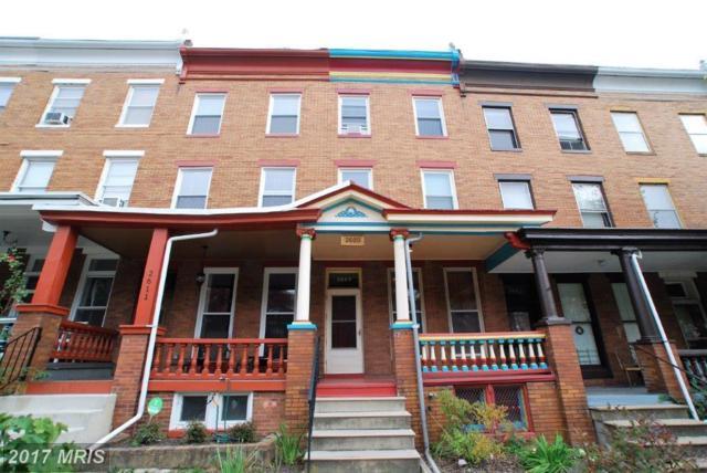 2609 Calvert Street N, Baltimore, MD 21218 (#BA10096514) :: Pearson Smith Realty