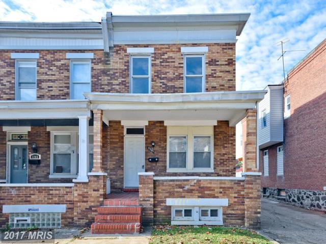 3201 Kenyon Avenue, Baltimore, MD 21213 (#BA10097298) :: Pearson Smith Realty