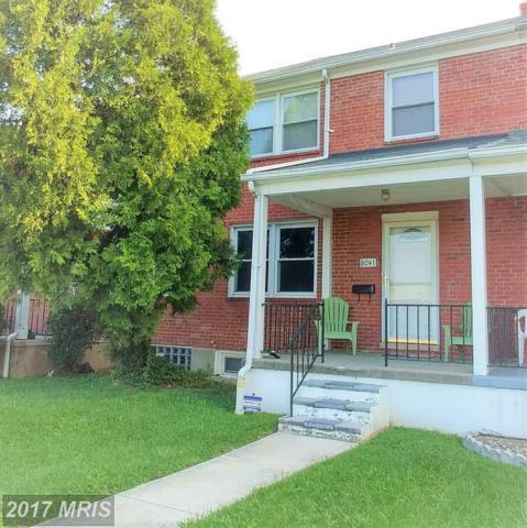 1408 Cold Spring Lane, Baltimore, MD 21239 (#BA10099731) :: Pearson Smith Realty