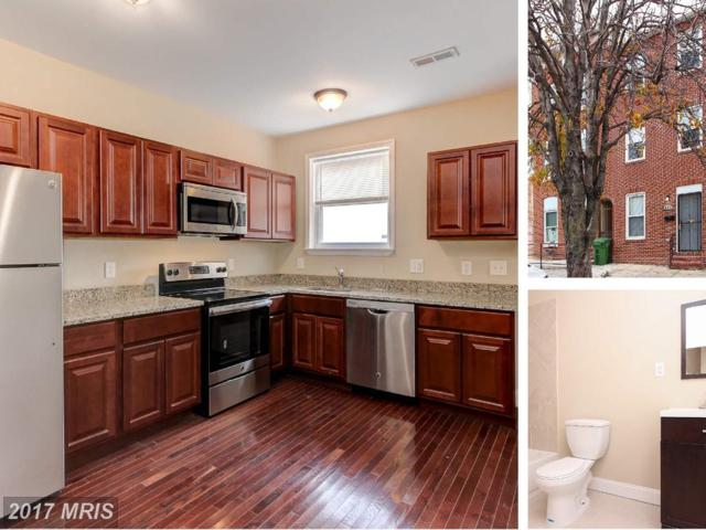 817 Caroline Street N, Baltimore, MD 21205 (#BA10100464) :: Pearson Smith Realty