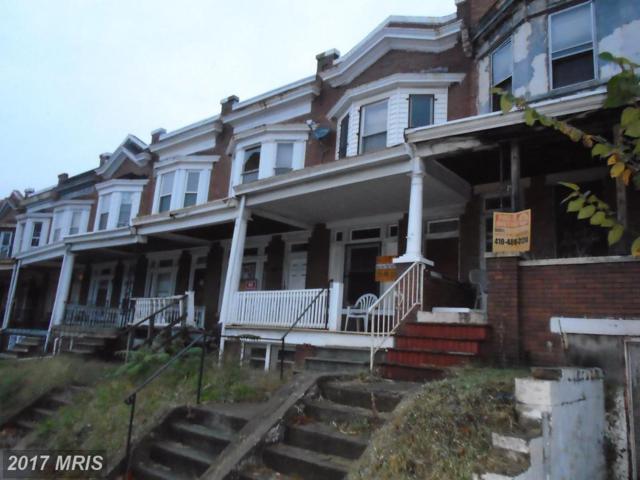 3020 Edmondson Avenue, Baltimore, MD 21223 (#BA10100675) :: Pearson Smith Realty