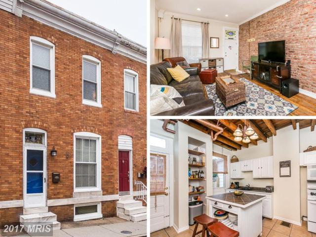 18 Decker Avenue S, Baltimore, MD 21224 (#BA10100987) :: Pearson Smith Realty