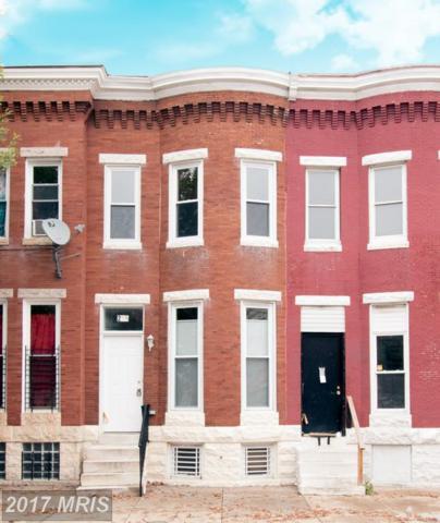 215 Luzerne Avenue, Baltimore, MD 21224 (#BA10101841) :: Pearson Smith Realty