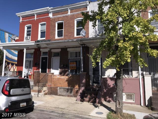 1702 Normal Avenue, Baltimore, MD 21213 (#BA10101899) :: LoCoMusings