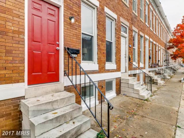 406 Whitridge Avenue, Baltimore, MD 21218 (#BA10102009) :: Pearson Smith Realty