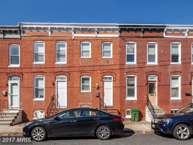 1430 Ward Street, Baltimore, MD 21230 (#BA10102276) :: Pearson Smith Realty