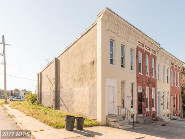 1715 Presstman Street, Baltimore, MD 21217 (#BA10102828) :: Pearson Smith Realty