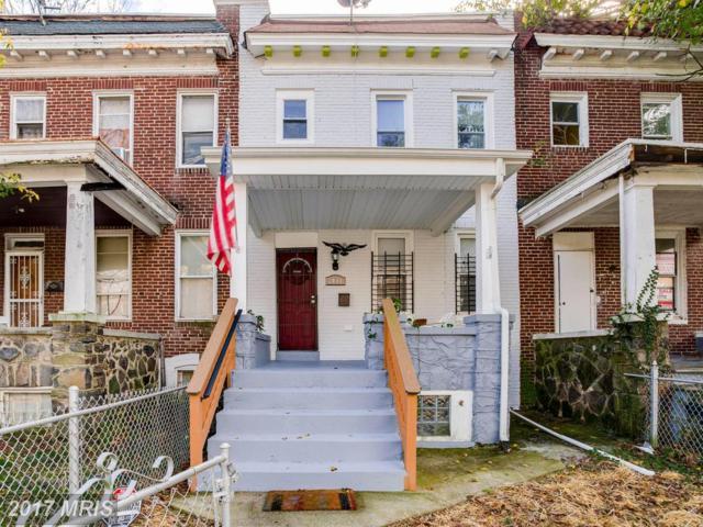 3011 Garrison Avenue, Baltimore, MD 21215 (#BA10102934) :: Pearson Smith Realty