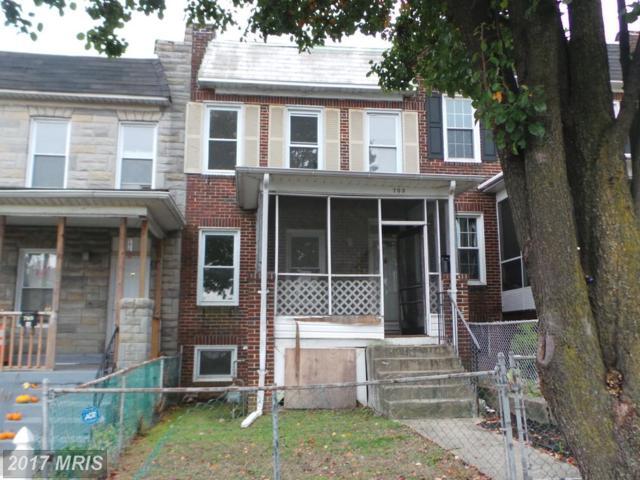 703 Pontiac Avenue, Baltimore, MD 21225 (#BA10104420) :: Pearson Smith Realty
