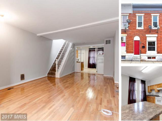 145 Linwood Avenue N, Baltimore, MD 21224 (#BA10104458) :: Pearson Smith Realty