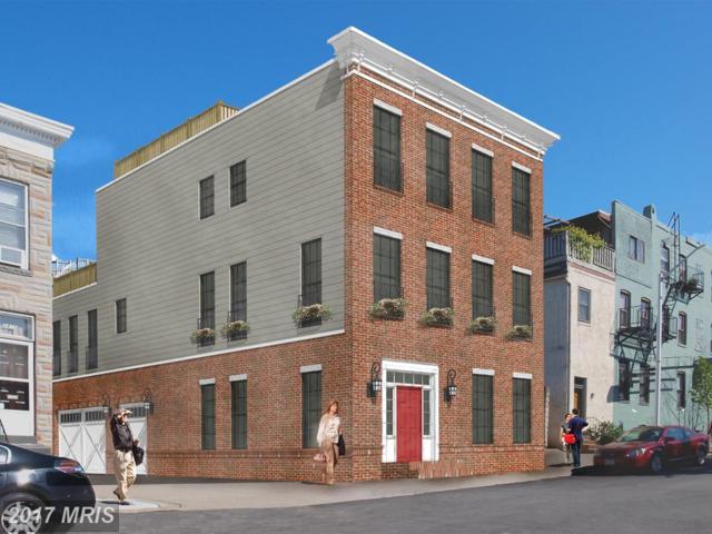 1417 Webster Street, Baltimore, MD 21230 (#BA10104690) :: The Miller Team