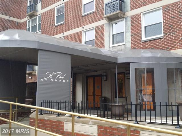 1101 Saint Paul Street #2006, Baltimore, MD 21202 (#BA10105087) :: Pearson Smith Realty