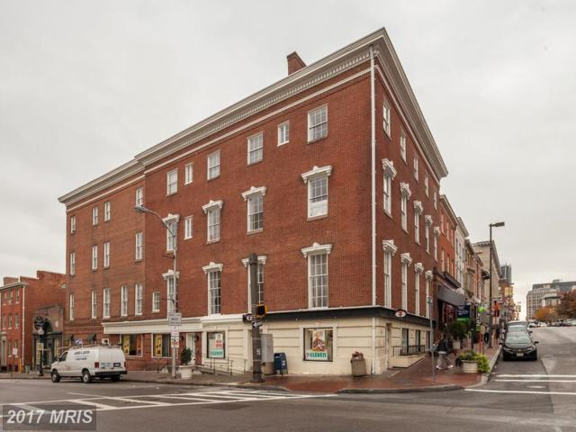 529 Charles Street #203, Baltimore, MD 21201 (#BA10105319) :: Pearson Smith Realty