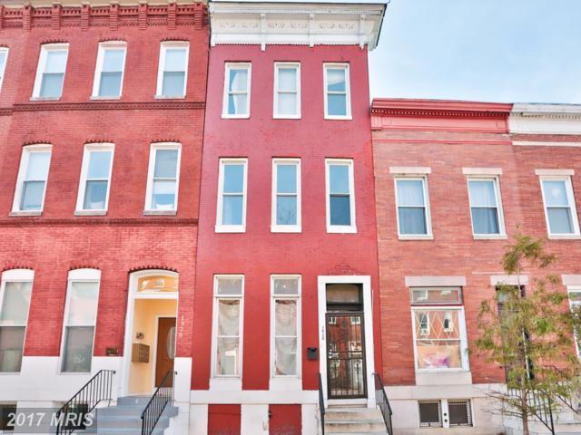 1930 Mcculloh Street, Baltimore, MD 21217 (#BA10105788) :: Pearson Smith Realty