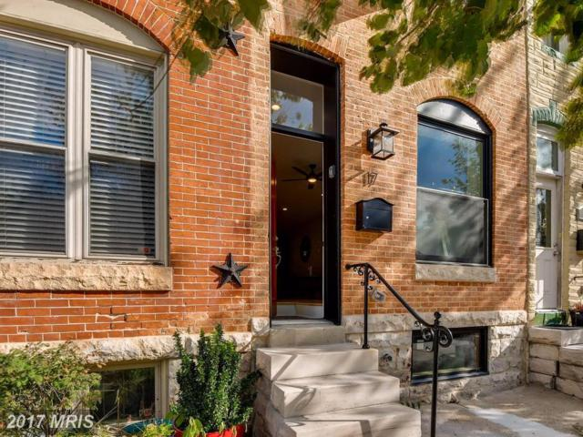 17 East Avenue N, Baltimore, MD 21224 (#BA10106754) :: ExecuHome Realty