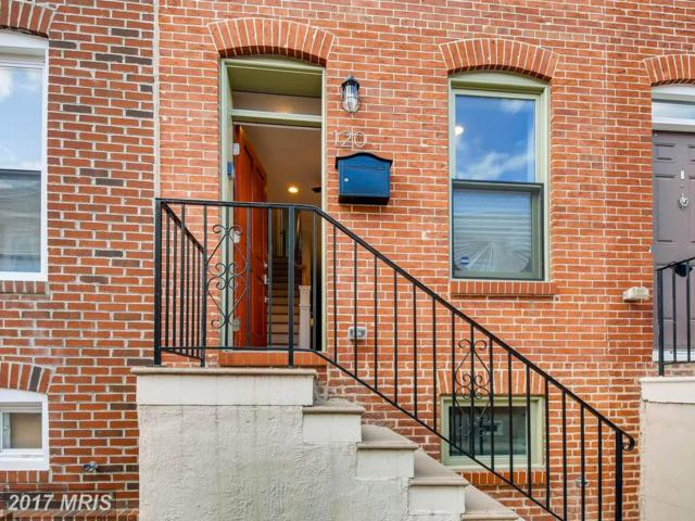 120 Bradford Street N, Baltimore, MD 21224 (#BA10106756) :: ExecuHome Realty