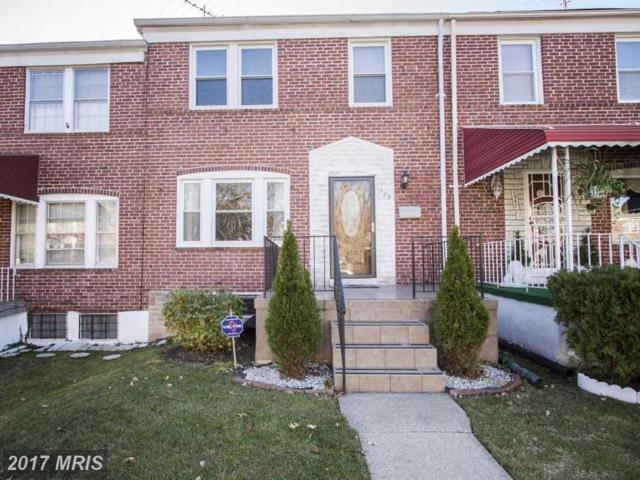 1549 Burnwood Road, Baltimore, MD 21239 (#BA10106766) :: ExecuHome Realty