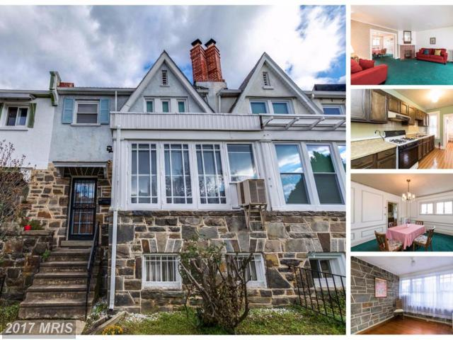 3607 Rexmere Road, Baltimore, MD 21218 (#BA10107481) :: Growing Home Real Estate